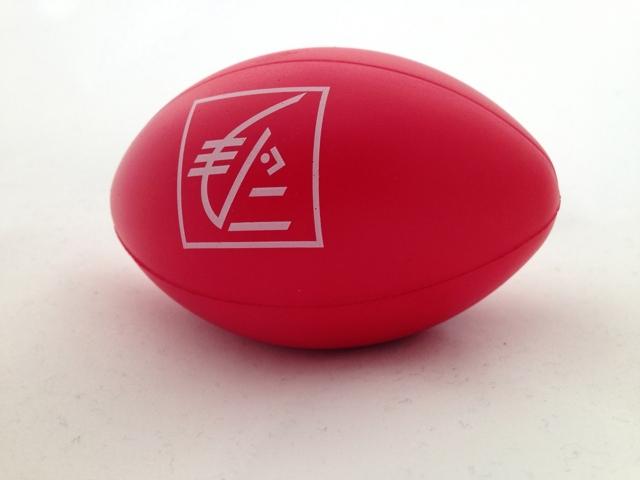 Balle antistress Ballon de Rugby Caisse d'Epargne
