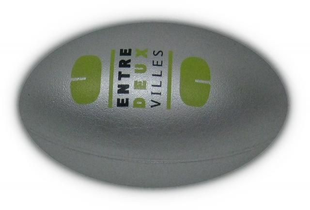 Balle antistress Ballon de Rugby GL Events