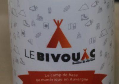 Mug impression quadri Le Bivouac