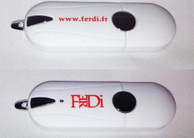 Clé USB Ferdi