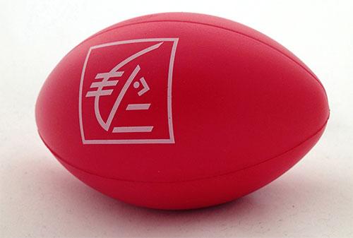 Ballon de rugby antistress Cepal