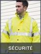 Accéder aux vêtements de sécurité