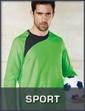 Accéder aux textiles sport